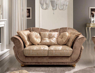 Итальянская мягкая мебель Piccadilly фабрики Cis Salotti