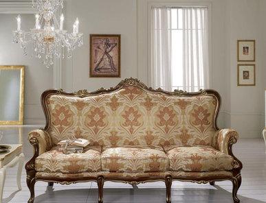 Итальянская мягкая мебель Rossiny фабрики Cis Salotti