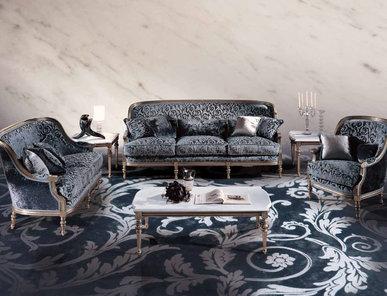 Итальянская мягкая мебель Luigi XVI Marino фабрики Angelo Cappellini