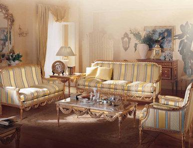 Итальянская мягкая мебель Luigi XVI Cavalcanti фабрики Angelo Cappellini