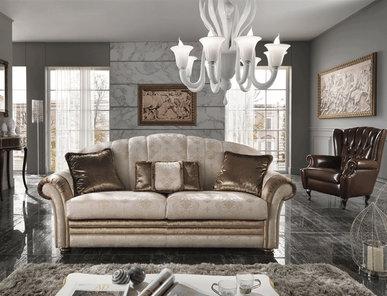 Итальянская мягкая мебель Capri фабрики Cis Salotti