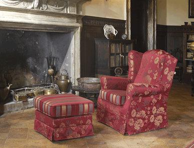 Итальянское кресло Bergere фабрики Cis Salotti