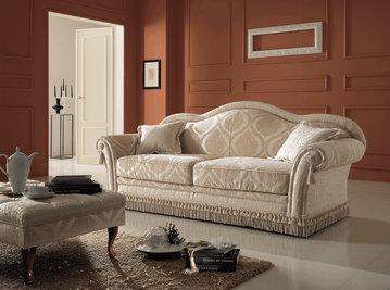 Итальянская мягкая мебель Impero фабрики Cis Salotti