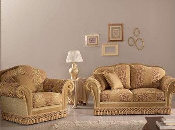 Итальянская мягкая мебель Otello фабрики Cis Salotti