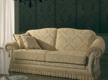 Итальянская мягкая мебель Royal фабрики Cis Salotti