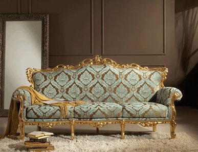 Итальянская мягкая мебель Garavaggio фабрики Cis Salotti
