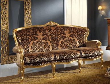Итальянская мягкая мебель Dafne фабрики Cis Salotti