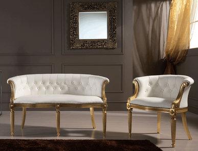 Итальянская мягкая мебель Casanova фабрики Cis Salotti