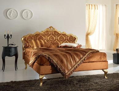 Итальянская кровать Elizabeth фабрики Cis Salotti