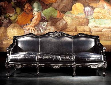 Итальянская мягкая мебель Gabriel Leatherchic Collection фабрики Epoque Egon Frustenberg