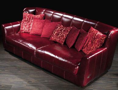 Итальянская мягкая мебель Karim Leatherchic Collection фабрики Epoque Egon Frustenberg