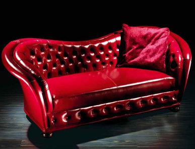 Итальянская мягкая мебель Zoy Leatherchic Collection фабрики Epoque Egon Frustenberg