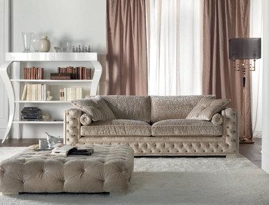 Итальянская мягкая мебель Cliff Home Philosophy фабрики Epoque Egon Frustenberg