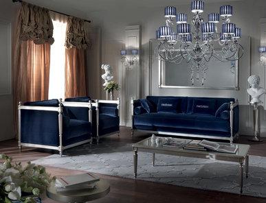 Итальянская мягкая мебель Jacques Home Philosophy фабрики Epoque Egon Frustenberg