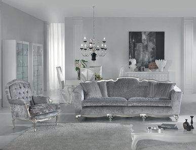 Итальянская мягкая мебель Darwin Home Philosophy фабрики Epoque Egon Frustenberg