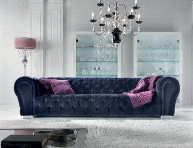 Итальянская мягкая мебель Ivonne Home Philosophy фабрики Epoque Egon Frustenberg