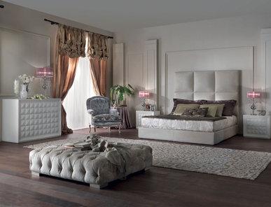 Итальянская кровать Caren Home Philosophy фабрики Epoque Egon Frustenberg