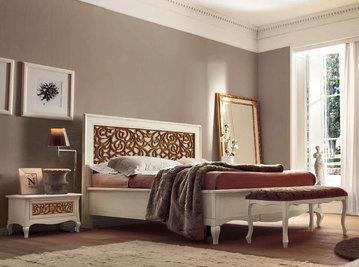 Итальянская спальня Capri Bicolore Laccato фабрики Villanova