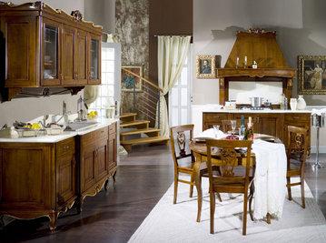 Итальянская кухня Rondo фабрики Lubiex