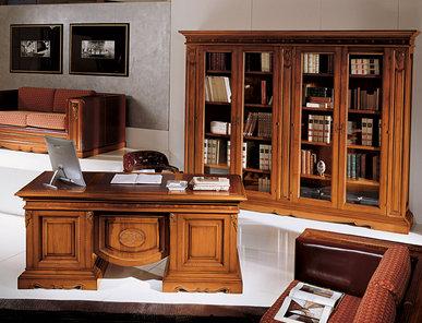 Итальянская мебель для кабинета фабрики Bakokko