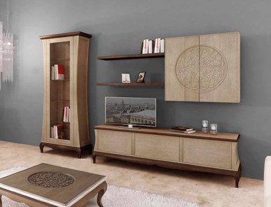 Итальянская мебель для ТВ  Araldi фабрики Lubiex