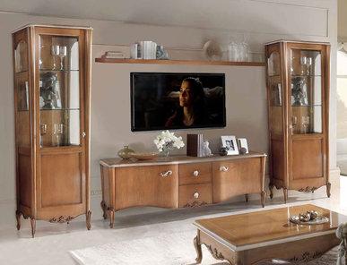 Итальянская мебель для ТВ Piccolo Sogno фабрики Lubiex