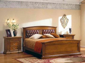 Итальянская спальня 600 Palladiano фабрики Lubiex