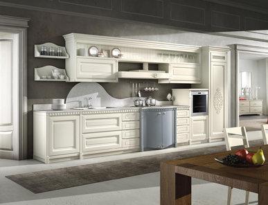 Итальянская кухня Demetra фабрики Lubiex