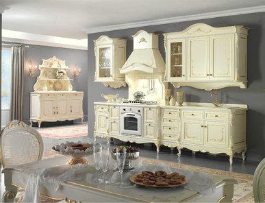 Итальянская кухня Barocchina фабрики Lubiex