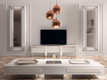 Итальянская мебель для ТВ Desire фабрики Vismara Design