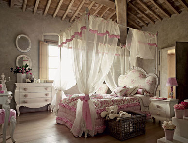 Итальянская детская спальня Nuvola фабрики VOLPI
