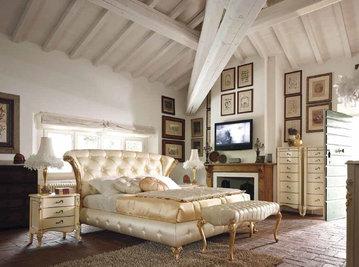 Итальянская спальня Capri фабрики VOLPI