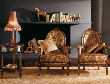 Итальянские кресла фабрики VOLPI