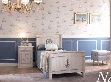 Итальянская детская спальня Navy фабрики Pellegatta