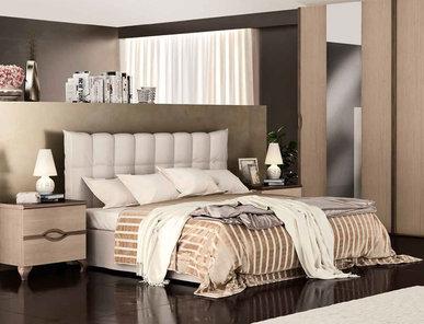 Итальянская спальня Alchimie Ninfea фабрики SIGNORINI & COCO