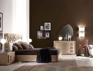 Итальянская спальня  MyLife фабрики SIGNORINI & COCO
