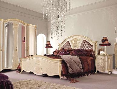 Итальянская спальня Principessa Laccata фабрики SIGNORINI & COCO