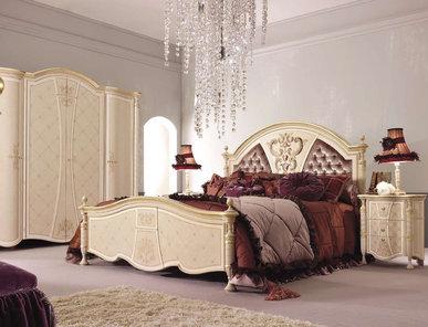 Итальянская спальня Royal фабрики SIGNORINI & COCO