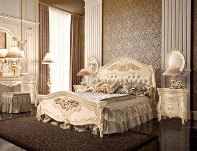 Итальянская спальня Portofino Laccato фабрики SIGNORINI & COCO