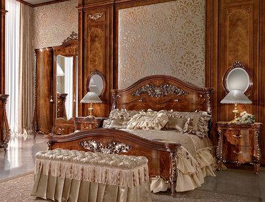 Итальянская спальня Portofino Ciliegio фабрики SIGNORINI & COCO