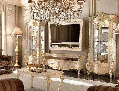 Итальянская мебель для ТВ Portofino Laccato фабрики SIGNORINI & COCO