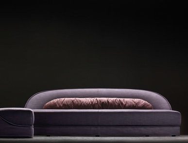 Итальянская мягкая мебель Opera Lucille фабрики Angelo Cappellini