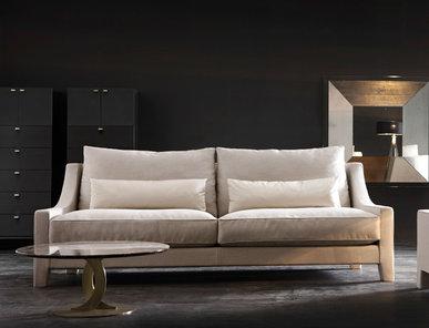 Итальянская мягкая мебель Opera Rosalie фабрики Angelo Cappellini