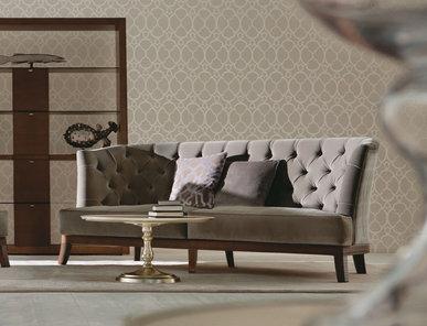 Итальянская мягкая мебель Opera Parsifal Classic фабрики Angelo Cappellini