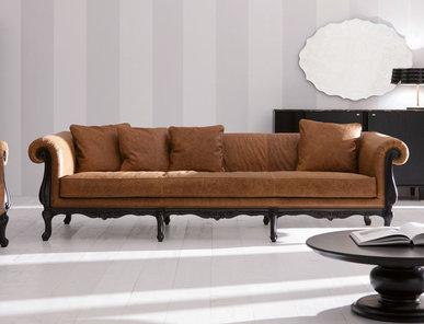 Итальянская мягкая мебель Opera Sansone фабрики Angelo Cappellini