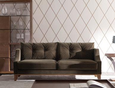 Итальянская мягкая мебель Opera Faust Classic фабрики Angelo Cappellini