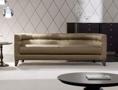 Итальянская мягкая мебель Opera Valentino Classic фабрики Angelo Cappellini