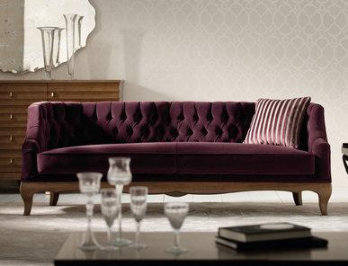 Итальянская мягкая мебель Opera Margherita Classic фабрики Angelo Cappellini