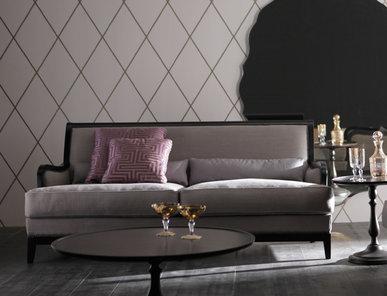 Итальянская мягкая мебель Opera Sebastian фабрики Angelo Cappellini