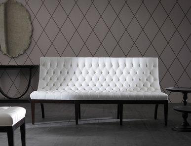 Итальянская мягкая мебель Opera Antony Classic фабрики Angelo Cappellini